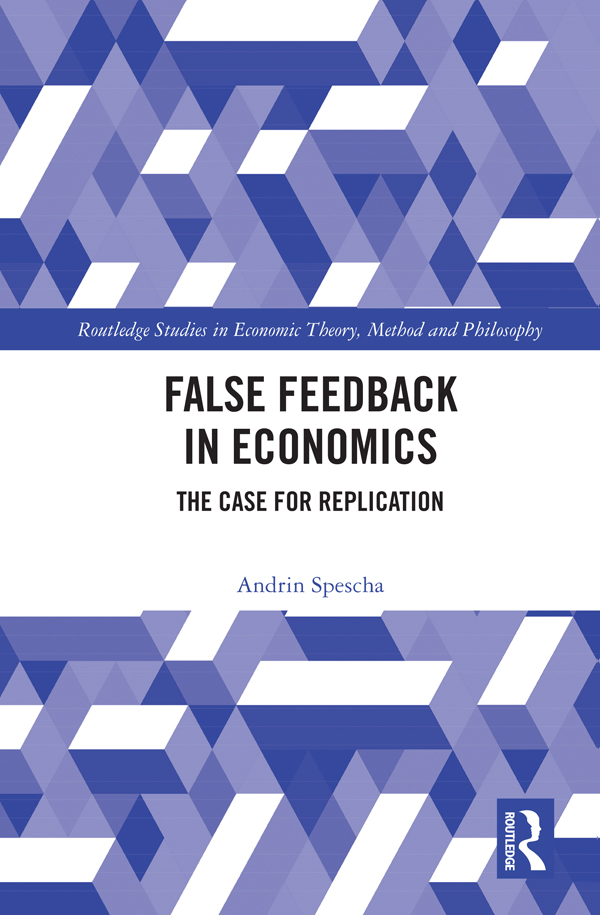 False Feedback in Economics