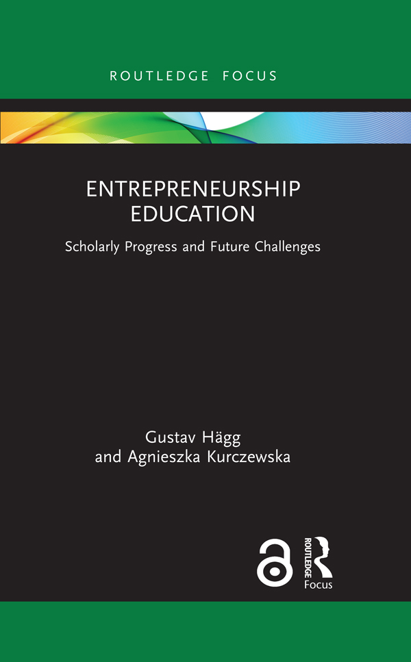 The Current Standing of Entrepreneurial Education