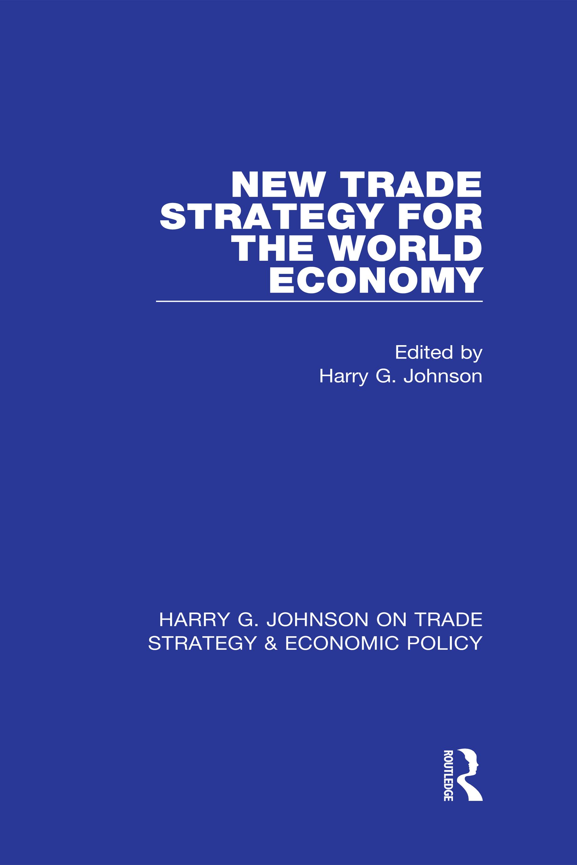 Britain's Post-War Trade Policy