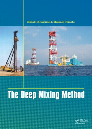 The Deep Mixing Method (Hardback) book cover
