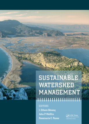 Sustainable Watershed Management: 1st Edition (Hardback) book cover