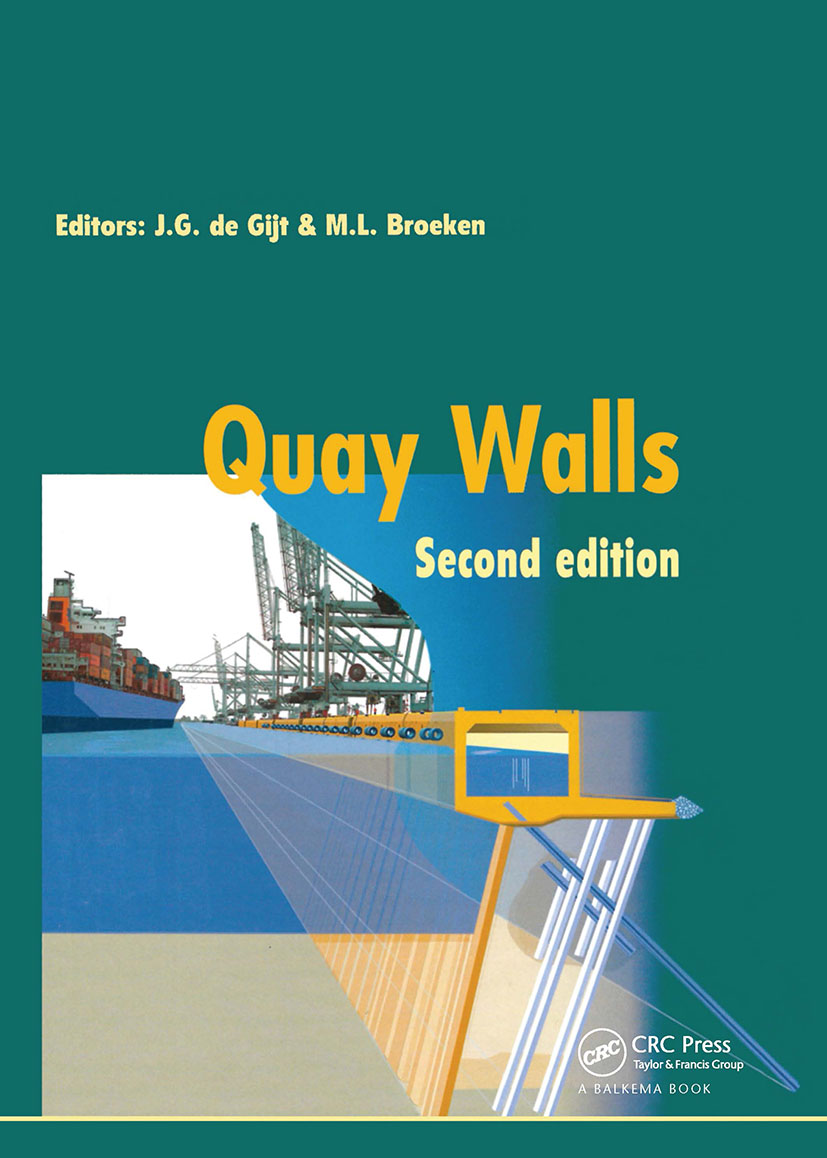 Quay Walls: 2nd Edition (Hardback) book cover