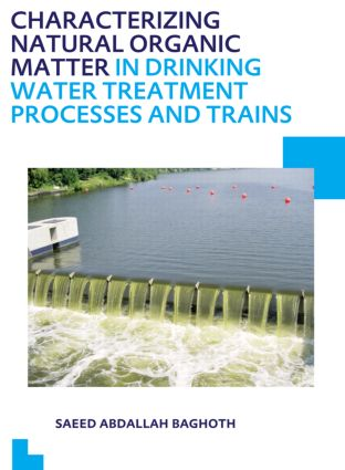 Characterizing Natural Organic Matter in Drinking Water Treatment Processes and Trains: UNESCO-IHE PhD Thesis (Paperback) book cover