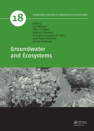 Groundwater and Ecosystems (Hardback) book cover