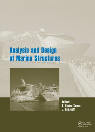 Analysis and Design of Marine Structures (Pack - Book and CD) book cover