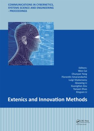 Extenics and Innovation Methods: 1st Edition (Hardback) book cover