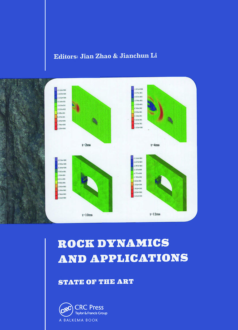 Rock Dynamics and Applications - State of the Art: 1st Edition (Pack - Book and CD) book cover