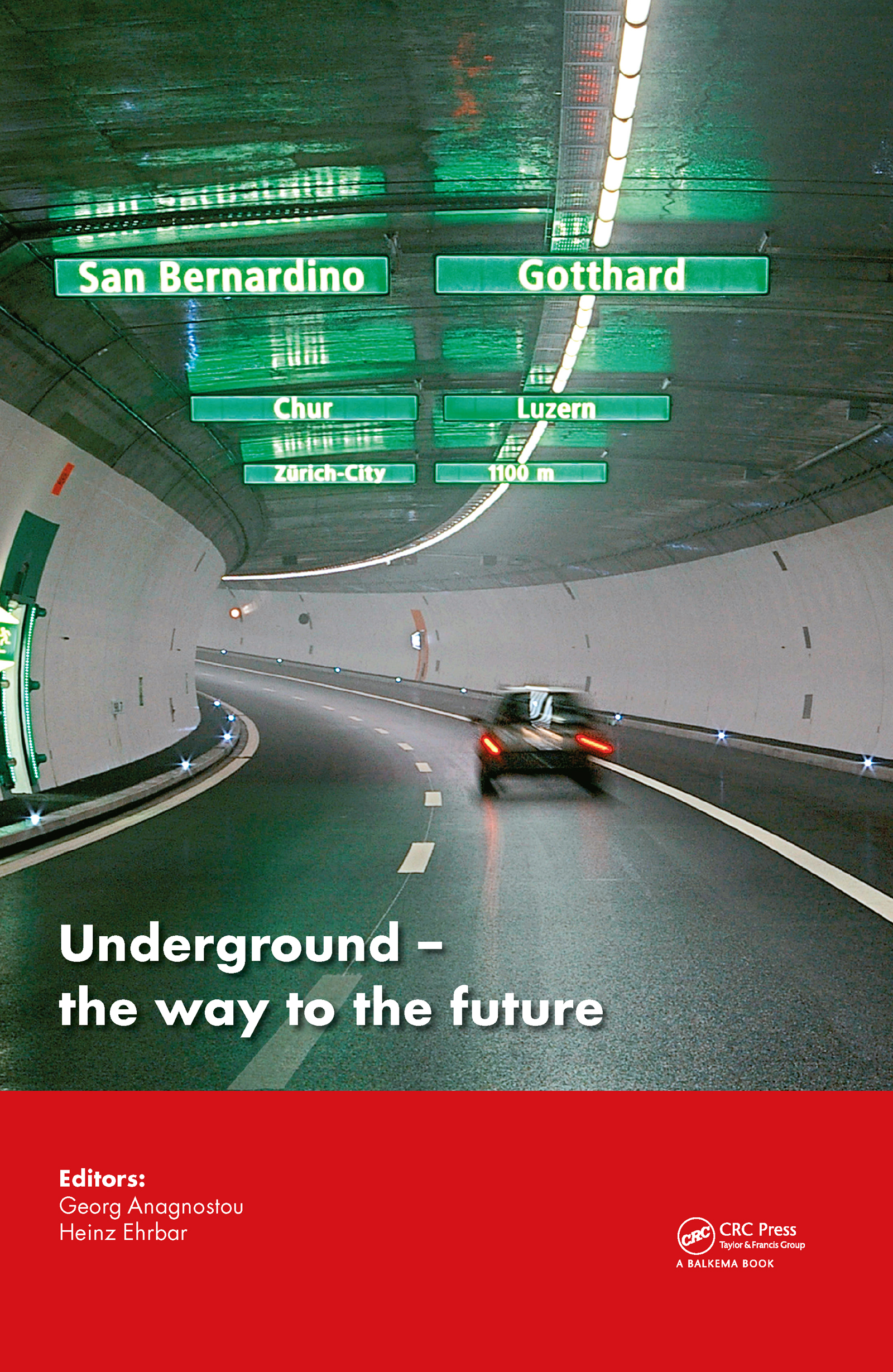 Underground. The Way to the Future: 1st Edition (Pack - Book and CD) book cover