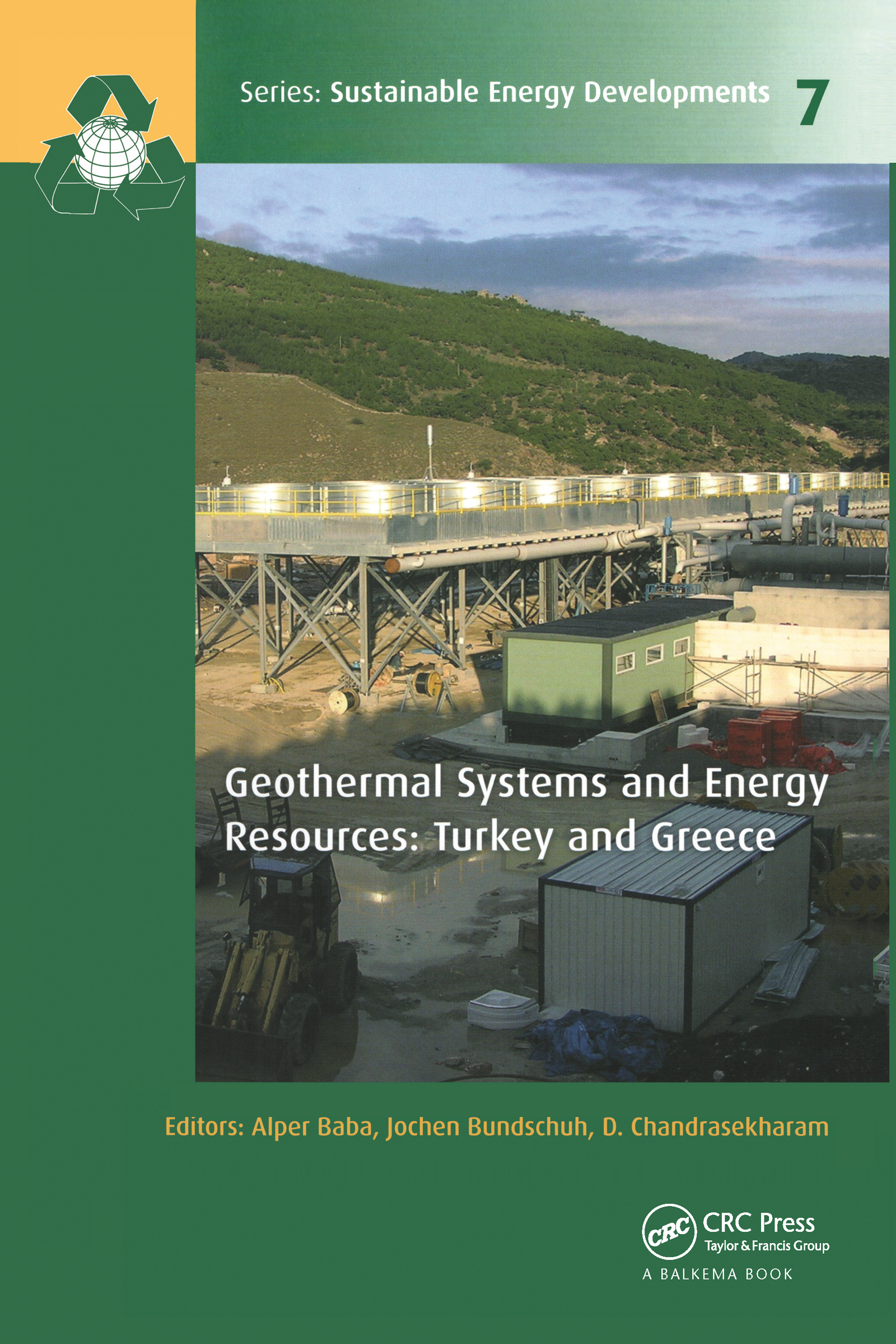 Geothermal Systems and Energy Resources: Turkey and Greece book cover