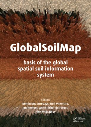 GlobalSoilMap: Basis of the global spatial soil information system book cover