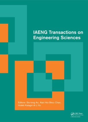 IAENG Transactions on Engineering Sciences: Special Issue of the International MultiConference of Engineers and Computer Scientists 2013 and World Congress on Engineering 2013 (Hardback) book cover