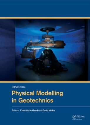 ICPMG2014 – Physical Modelling in Geotechnics: Proceedings of the 8th International Conference on Physical Modelling in Geotechnics 2014 (ICPMG2014), Perth, Australia, 14-17 January 2014, 1st Edition (Pack) book cover