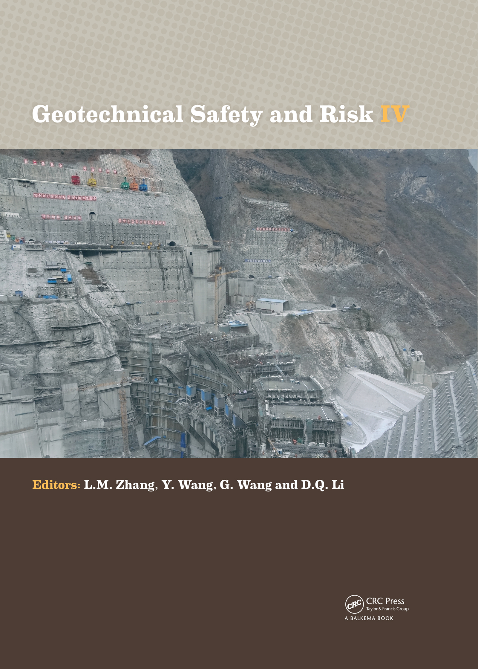 Geotechnical Safety and Risk IV: 1st Edition (Pack - Book and CD) book cover