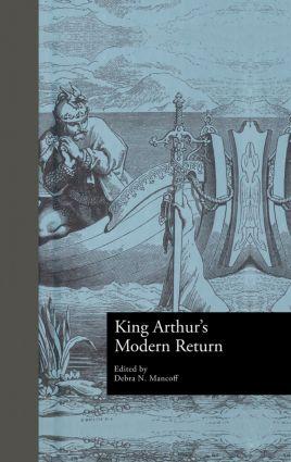 King Arthur's Modern Return (Hardback) book cover
