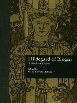 Hildegard of Bingen: A Book of Essays (Paperback) book cover