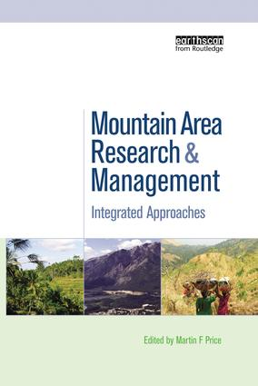 Mountain Area Research and Management: Integrated Approaches book cover