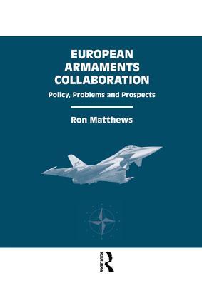 European Armaments Collaboration book cover
