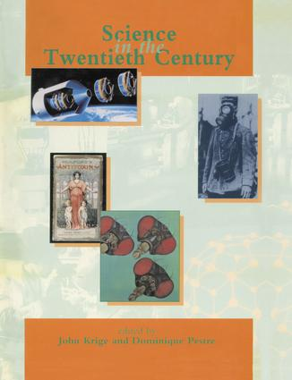Science in the Twentieth Century: 1st Edition (Paperback) book cover