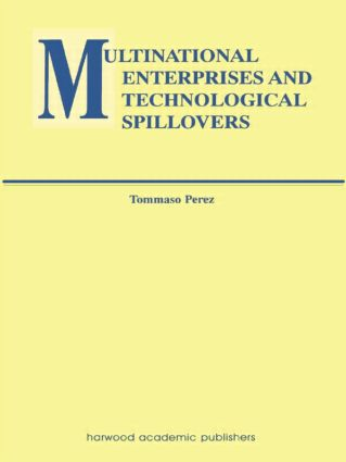 Multinational Enterprises and Technological Spillovers book cover