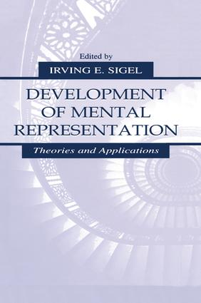 Development of Mental Representation: Theories and Applications, 1st Edition (Paperback) book cover