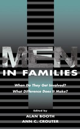 Men in Families: When Do They Get involved? What Difference Does It Make? book cover