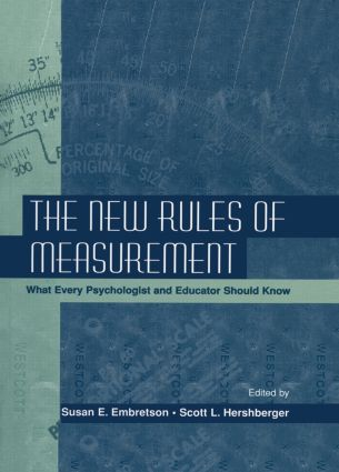The New Rules of Measurement