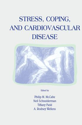 Stress, Coping, and Cardiovascular Disease (Hardback) book cover