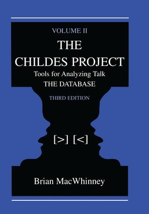 The Childes Project