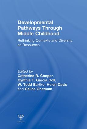 Developmental Pathways Through Middle Childhood: Rethinking Contexts and Diversity as Resources (Paperback) book cover
