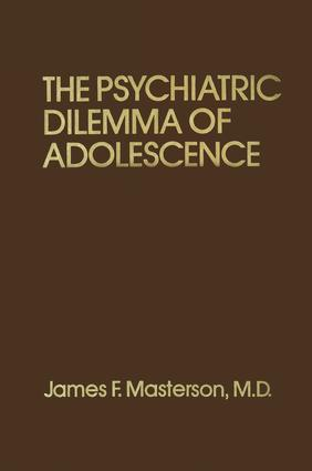 Psychiatric Dilemma Of Adolescence