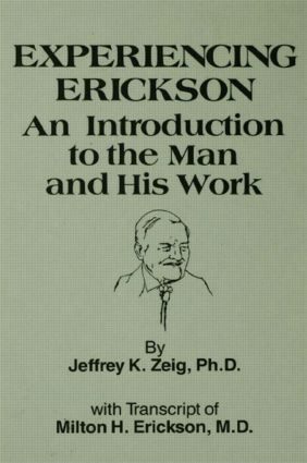 Experiencing Erikson: 1st Edition (Paperback) book cover