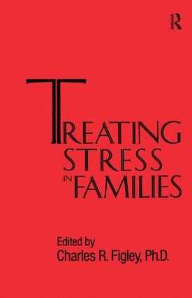Treating Stress In Families......... book cover