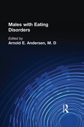 Males With Eating Disorders: 1st Edition (Paperback) book cover