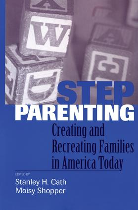 Stepparenting: Creating and Recreating Families in America Today (Paperback) book cover