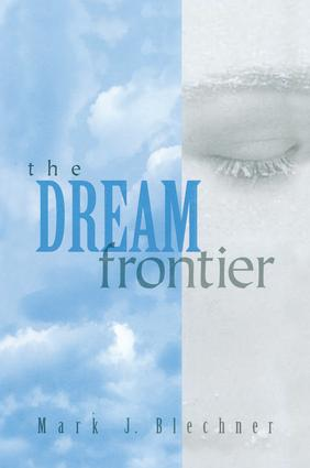 The Dream Frontier: 1st Edition (Paperback) book cover