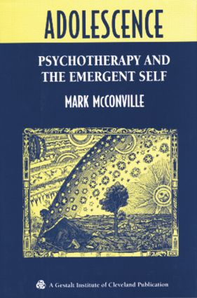 Adolescence: Psychotherapy and the Emergent Self book cover