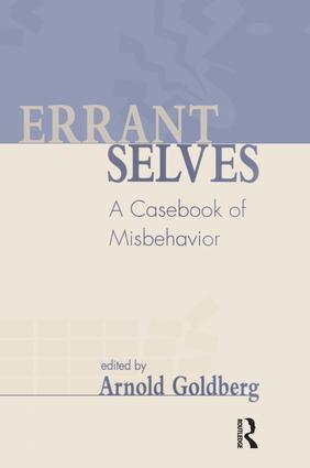 Errant Selves: A Casebook of Misbehavior, 1st Edition (Paperback) book cover