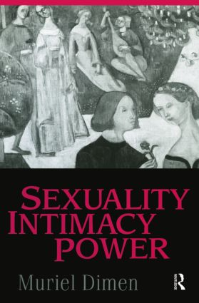 Sexuality, Intimacy, Power (Paperback) book cover