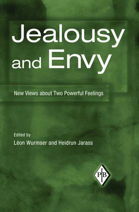 Jealousy and Envy: New Views about Two Powerful Feelings book cover
