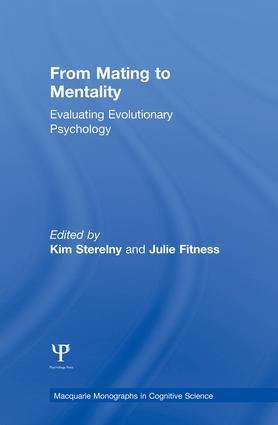 From Mating to Mentality: Evaluating Evolutionary Psychology book cover