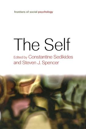 The Self: 1st Edition (Paperback) book cover