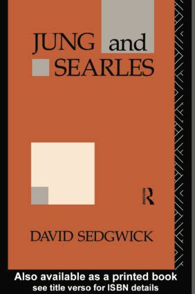 Jung and Searles: 1st Edition (Paperback) book cover