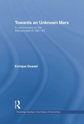 Towards An Unknown Marx