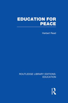 Education for Peace (RLE Edu K)