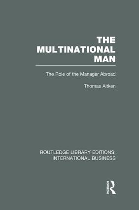 The Multinational Man (RLE International Business)