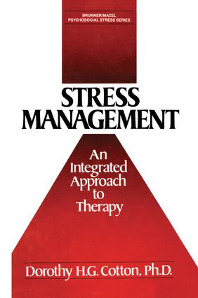 Stress Management: An Integrated Approach to Therapy, 1st Edition (Paperback) book cover
