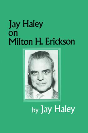 Erickson's Contribution to Therapy (1982)
