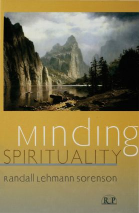 Minding Spirituality: 1st Edition (e-Book) book cover
