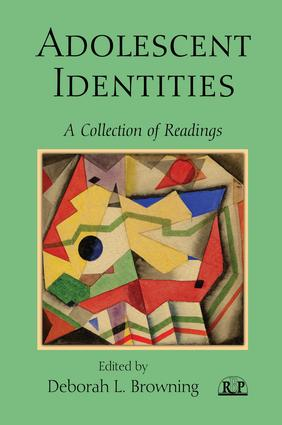 Adolescent Identities: A Collection of Readings book cover