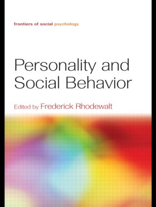 Personality and Social Behavior (e-Book) book cover